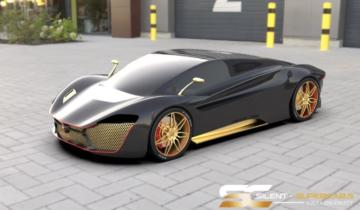 Silent Superluminal Solar Electric Silent Supercars 1.867