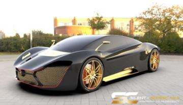 Silent Superluminal Solar Electric Silent Supercars 1.901600x921
