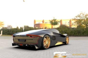 Silent Superluminal Solar Electric Silent Supercars 1.91
