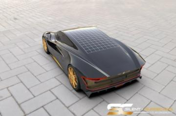Silent Superluminal Solar Electric Silent Supercars 1.92