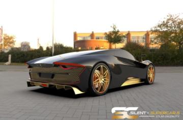 Silent Superluminal Solar Electric Silent Supercars1.199