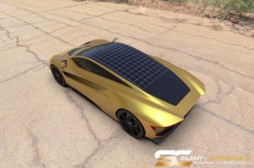 Solar Electric Silent Supercars 1.132