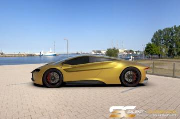 Solar Electric Silent Supercars 1.136