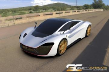 Solar Electric Silent Supercars 1.152.2