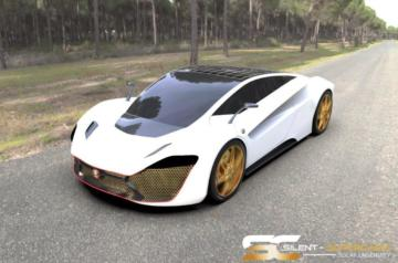 Solar Electric Silent Supercars 1.153.2