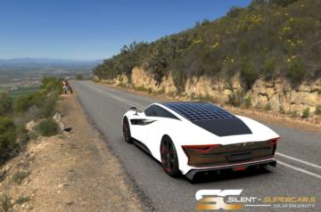 Solar Electric Silent Supercars1.189